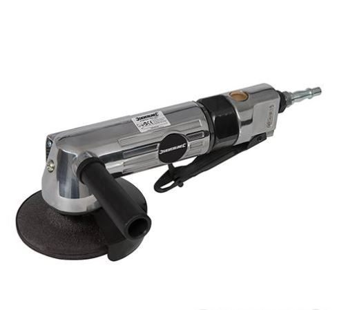 AIR ANGLE GRINDER - Rustbuster