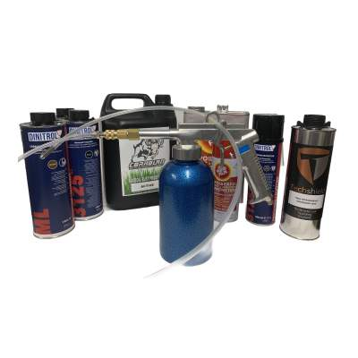 RUST PROOFING KIT 1  - Rustbuster