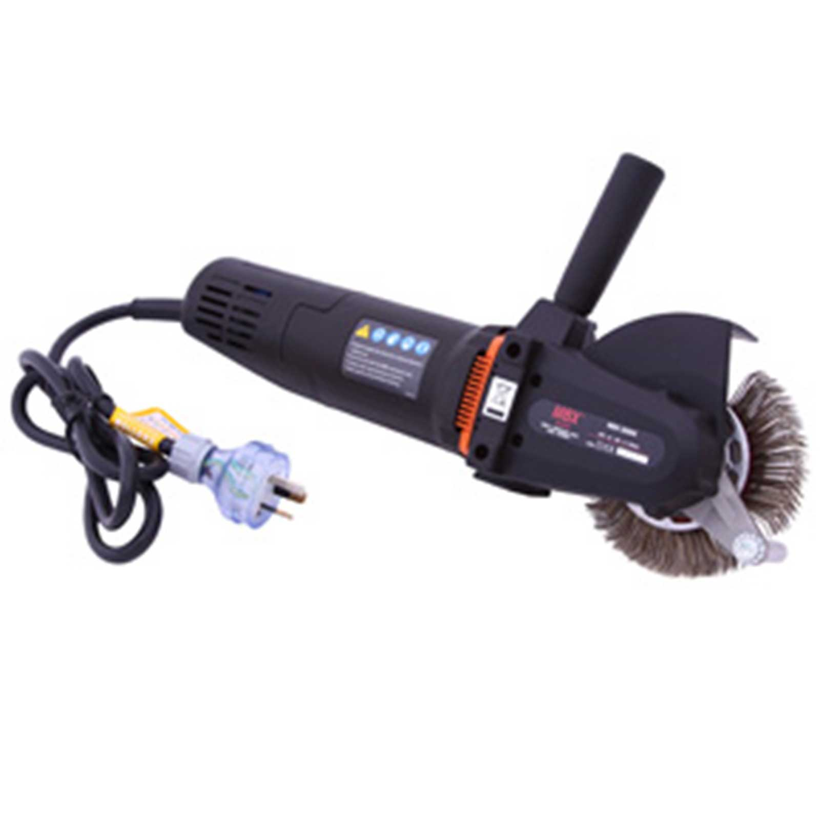 BRISTLE BLASTER INDUSTRIAL ELECTRIC 110V or 230V SE-660-BMC-UK - Rustbuster