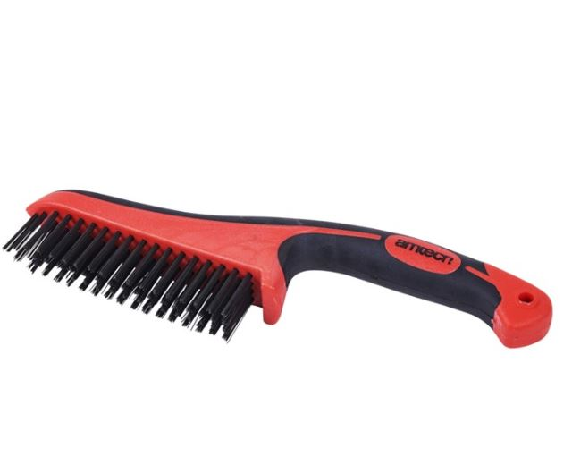 MULTI-PURPOSE WIRE BRUSH - Rustbuster