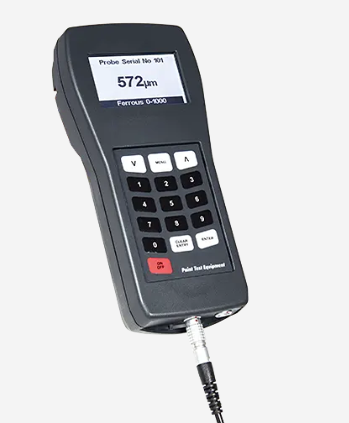 COATING THICKNESS METER - Rustbuster