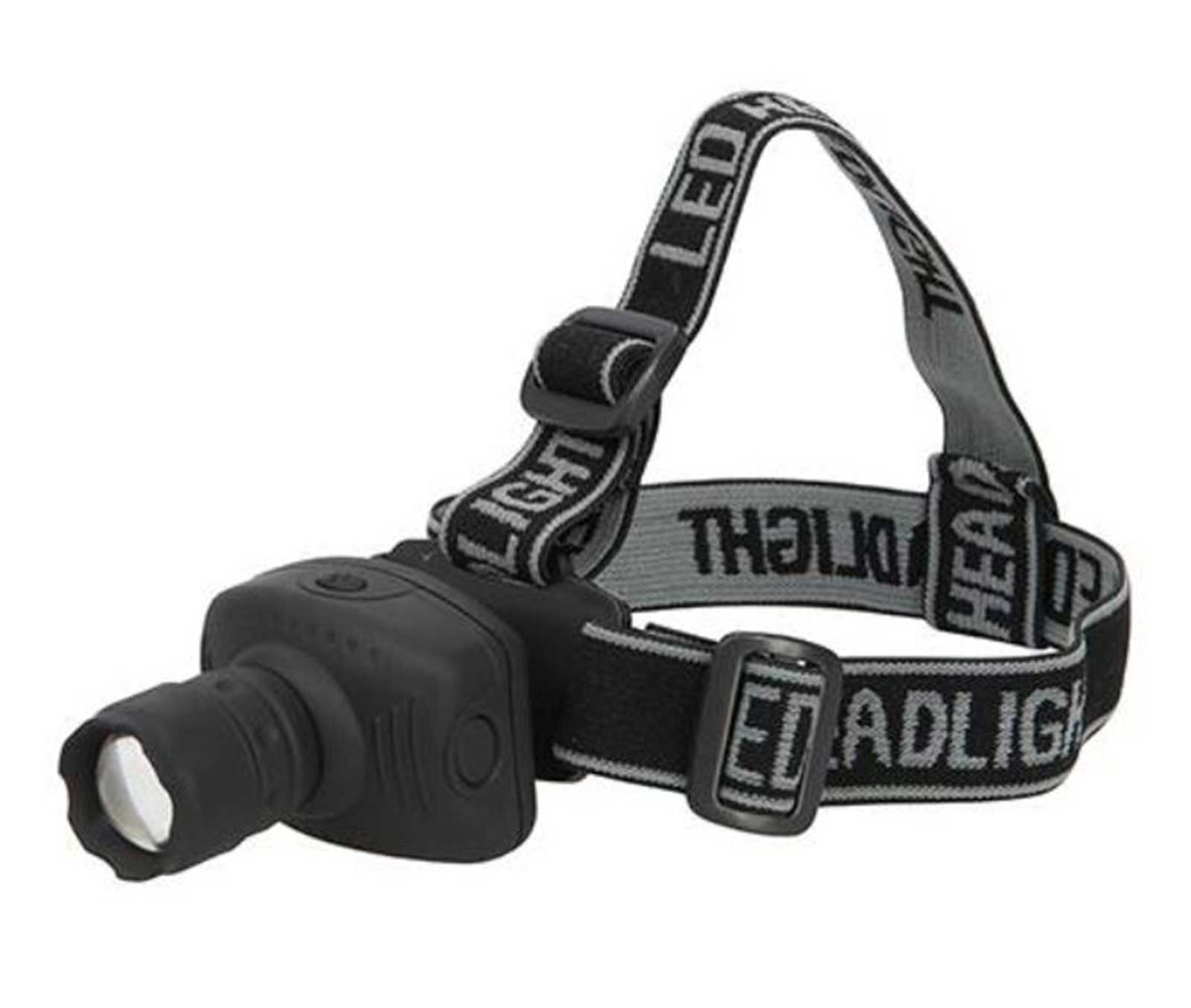 LED HEAD TORCH - Rustbuster