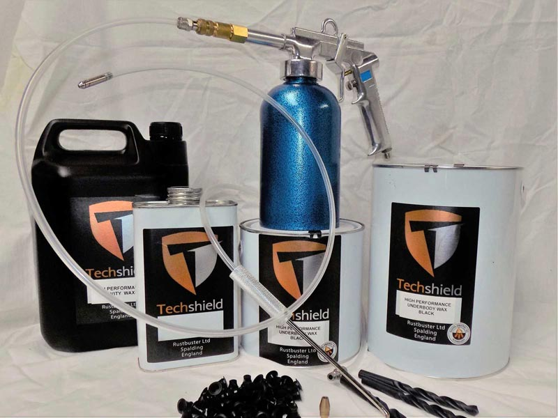 RUST PROOFING KIT 11 - Rustbuster